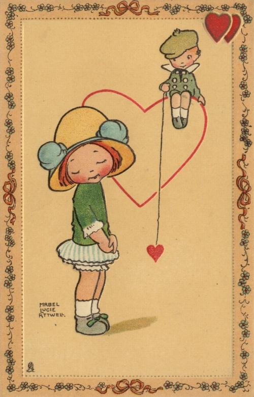 Открытки c забавными животными в День святого Валентина 2 (233 фото)