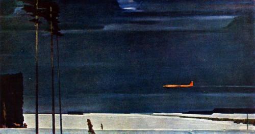 Русские и советские художники. Репродукции на открытках (1-ая часть) (2059 фото)