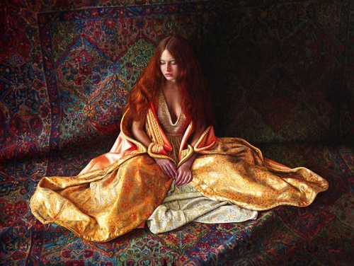 Художник Douglas Hofmann (97 фото)