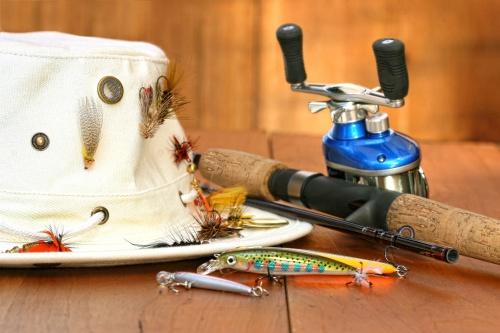Рыбалка и инвентарь (6 фото)