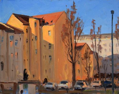 Чешский художник Томаш Хонц (Tomas Honz) (121 фото)