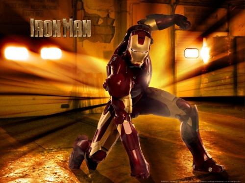 Арт Гафика и Обои - Iron Man (113 фото)