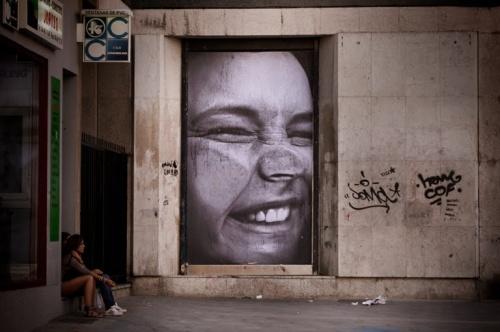 Команда уличных художников Mentaglassi (64 фото)