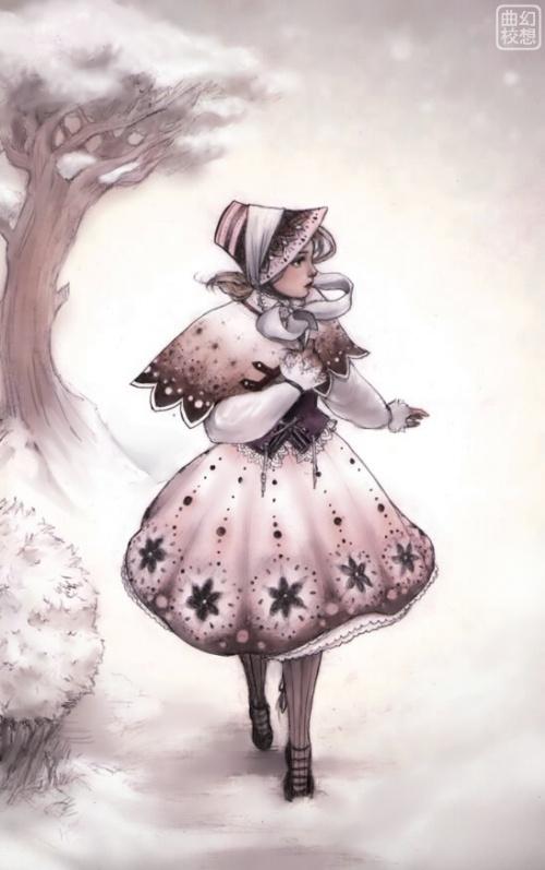Jasmin_Darnell  - персонажи художницы из Новой Зеландии (39 фото)