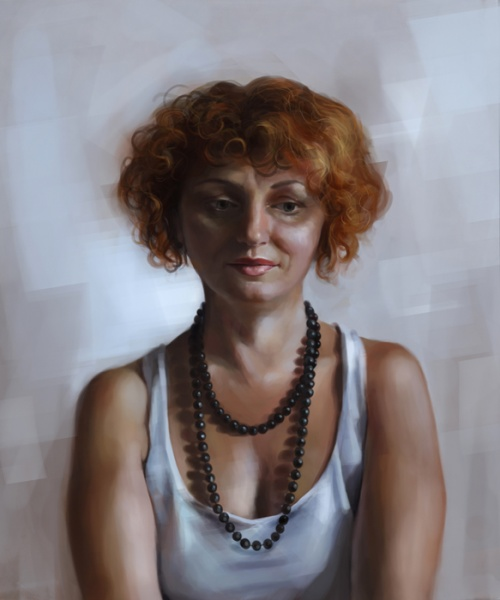 Artworks by Alla Bartoshchuk (113 фото)