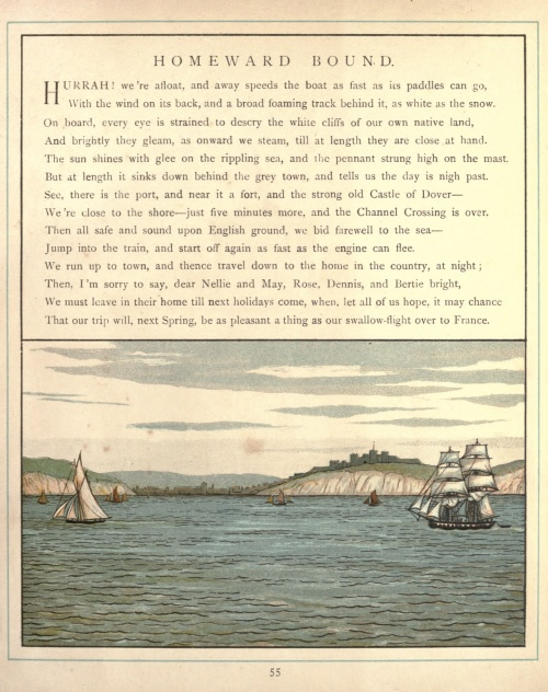 Английский иллюстратор Ellen Elizabeth Houghton (1853-1922) (59 фото)