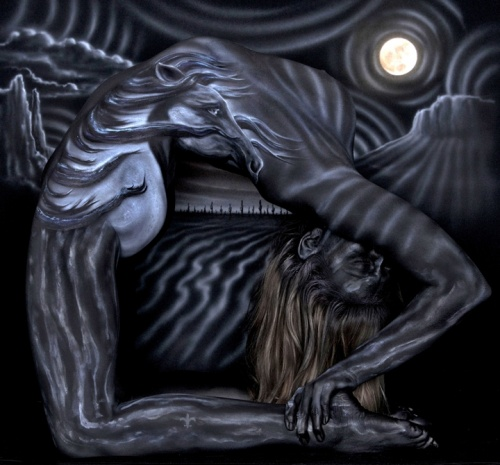 Крейг Трейси ( Craig Tracy ) - Оптические иллюзии (82 фото)