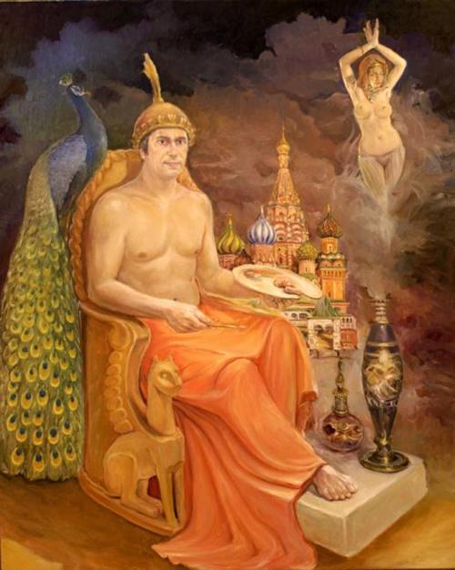 Работы художника Дмитрия Жукова (97 работ)