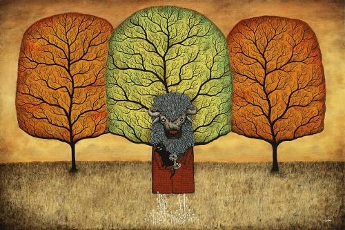 Американский художник Энди Кехо (Andy Kehoe) (142 работ)