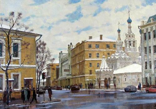 Коллекция работ художника Владимира Лаповка (119 фото)