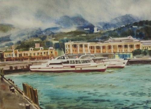 Коллекция работ художника Владимира Лаповка (119 работ)
