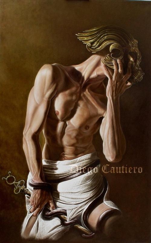 Artworks by Diego Cautiero (18 фото)