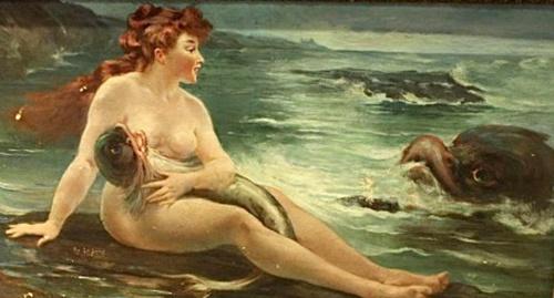 Художник Adolphe LaLyre (39 работ)