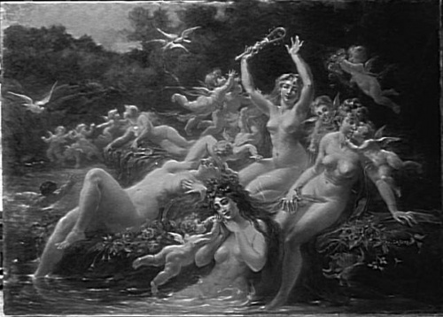 Художник Adolphe LaLyre (39 фото)
