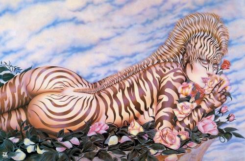 Работы художника Olivia de Berardinis (109 работ)