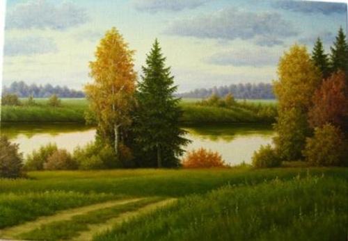 Работы художника Владислава Кошелева (44 работ)