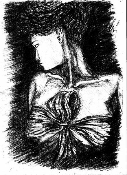 Депрессивные рисунки А.А.Черепко (44 фото)