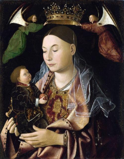 Artworks by Antonello da Messina (39 фото)