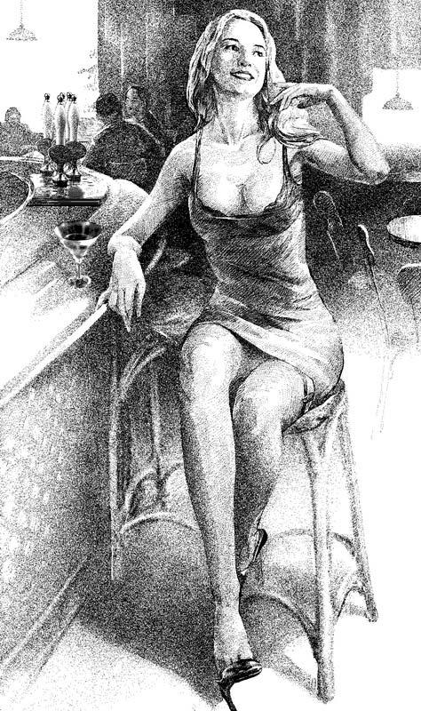 Владимир Бондарь: украинский художник - оформитель книг научной фантастики (162 фото)