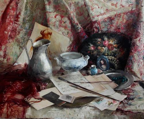 Artworks by Natasha Milashevich (103 фото)
