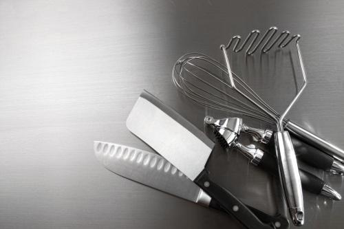 Кухонные приборы и принадлежности (6 фото)