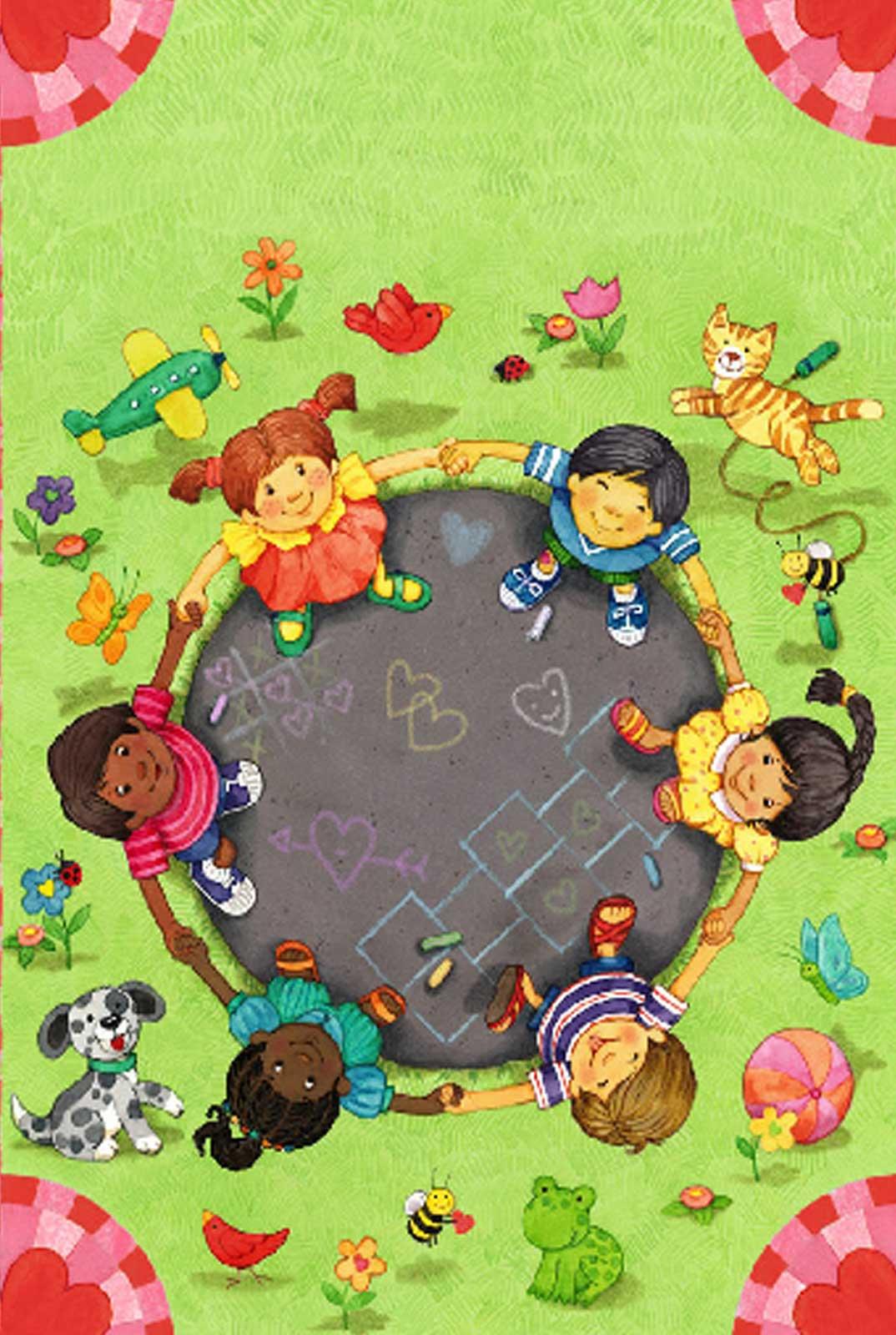 День защиты детей открытки своими руками