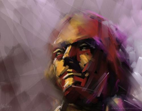 Artworks by Waheed Nasir (288 работ)
