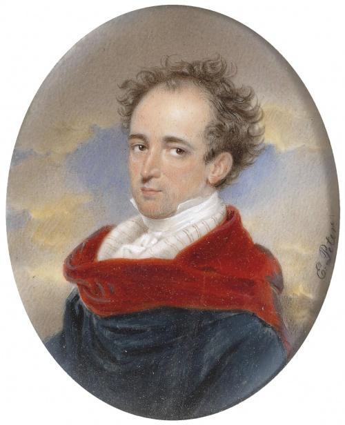 Миниатюры Emanuel Thomas Peter (Austrian, 1799 - 1873) (51 работ)