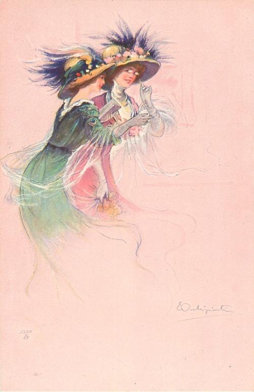 Имя с открытки E. Occhipinti (38 открыток)