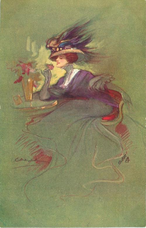 Имя с открытки E. Occhipinti (38 фото)