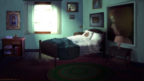 Американская художница-иллюстратор Мэрни Брамдер (Marnie Brumder) (110 фото)