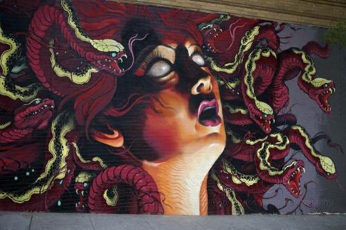 Уличные художники / Street artists (355 работ)