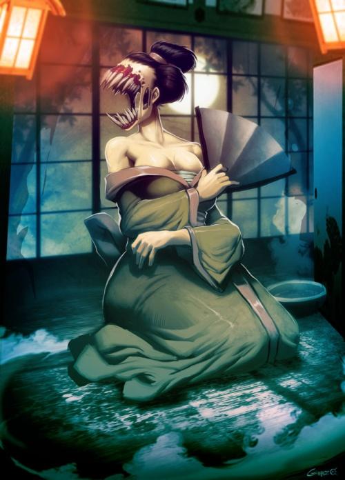 Artworks by Gonzalo Ordonez Arias (326 фото)