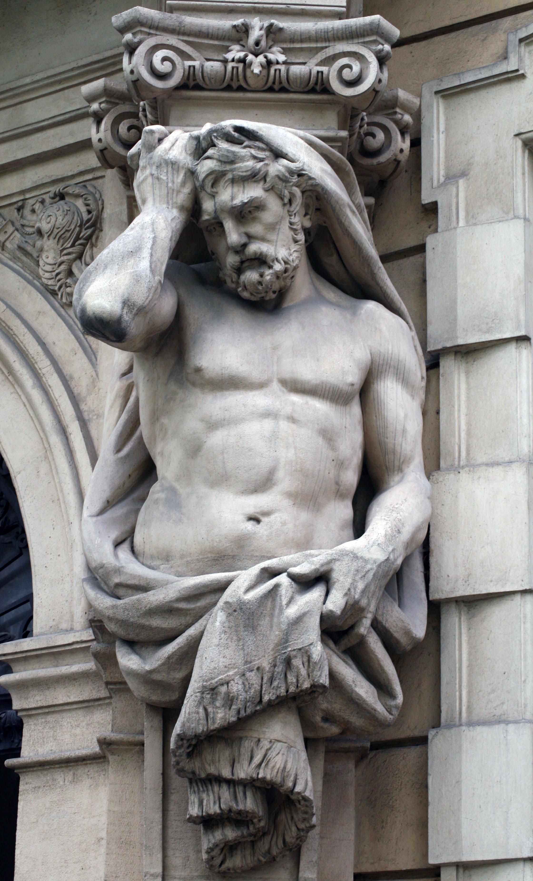 скульптуры древней греции фото