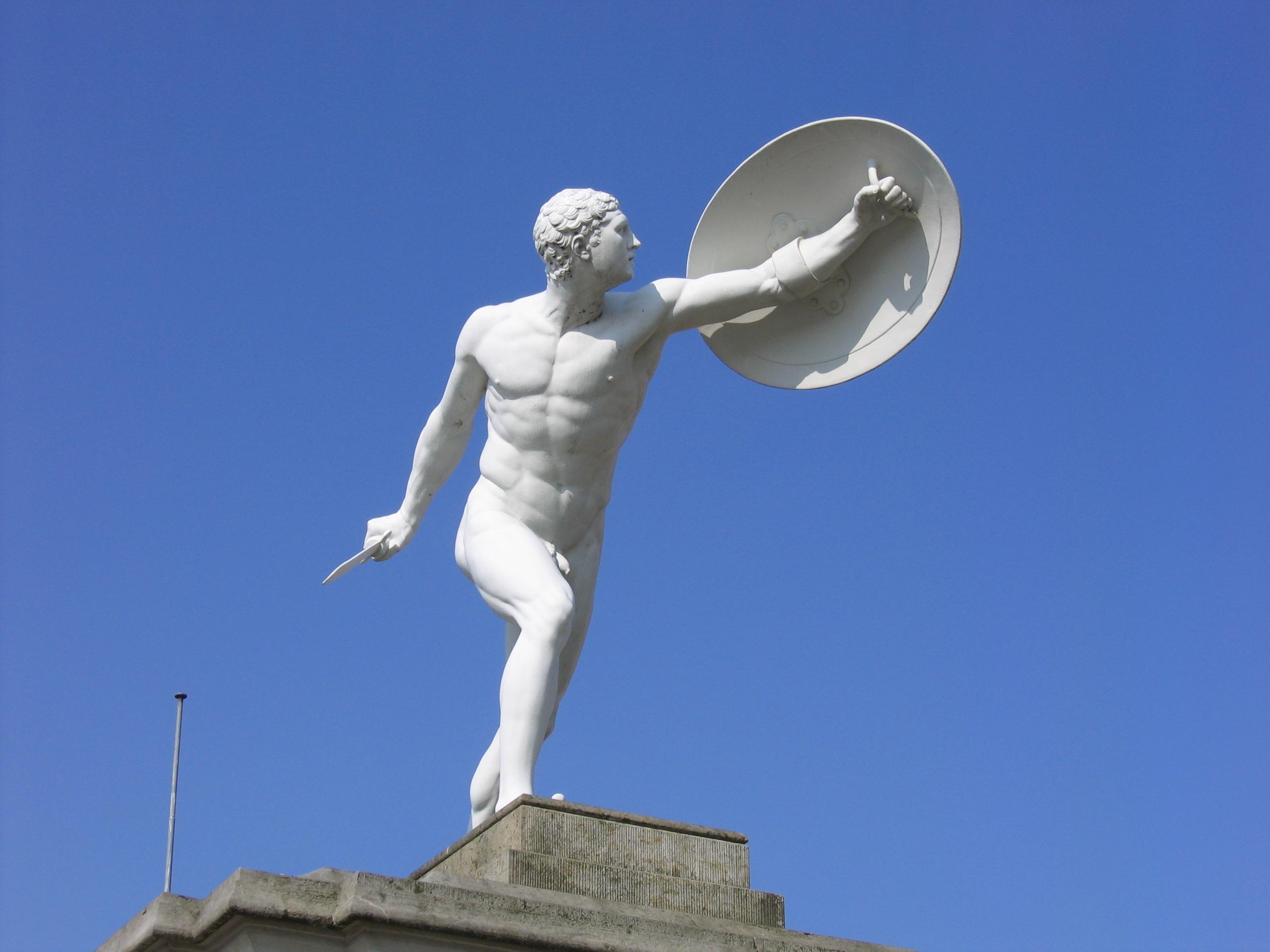 статуи греция картинки был очень звонкий