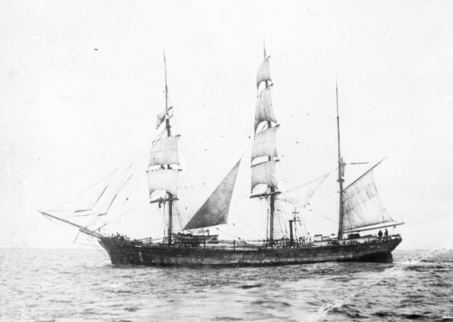 Фотографии парусников конца XIX начала XX века фотографа Георга Шутце (Schutze George ) (146 фото)