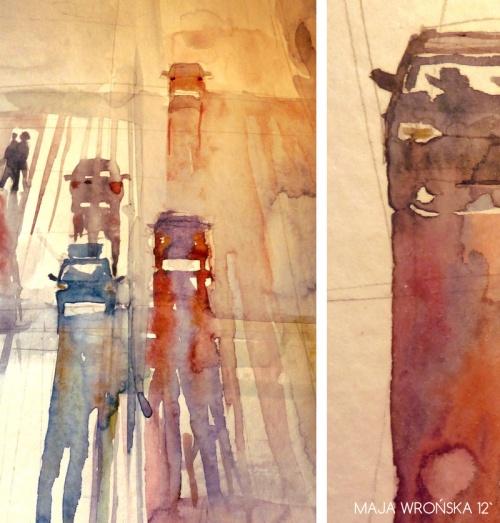 Artworks by Maja Wronska (24 фото)