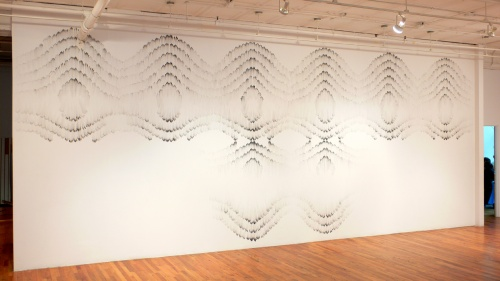 Американская художница пальцами Джудит Браун (Judith Braun) (35 фото)