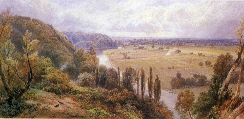 Victorian Watercolours (104 работ)