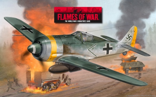 Flames Of War. Часть 2 (11 фото)