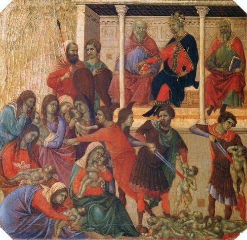 Дуччо ди Буонинсенья (Duccio di Buoninsegna) (около 1255–1319) (151 работ)