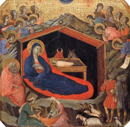 Дуччо ди Буонинсенья (Duccio di Buoninsegna) (около 1255–1319) (151 фото)