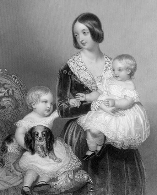Романтические женские образы на гравюрах и литографиях 19 века (110 работ)
