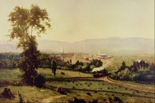 Произведения искусства - Пейзажи / Works of art - Landscapes (101 фото)
