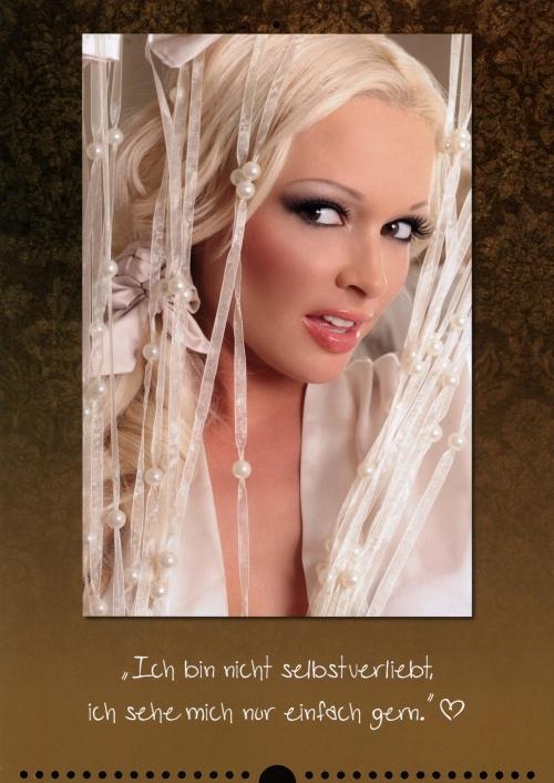 Daniela Katzenberger - Official Calendar 2013 (27 фото)