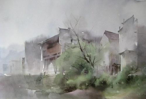 Художник Liu Yi (167 работ)