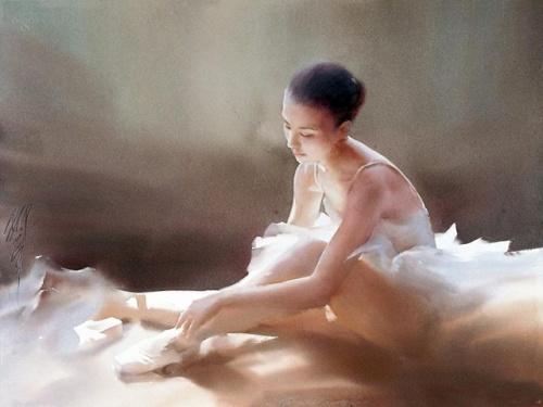 Художник Liu Yi (167 фото)