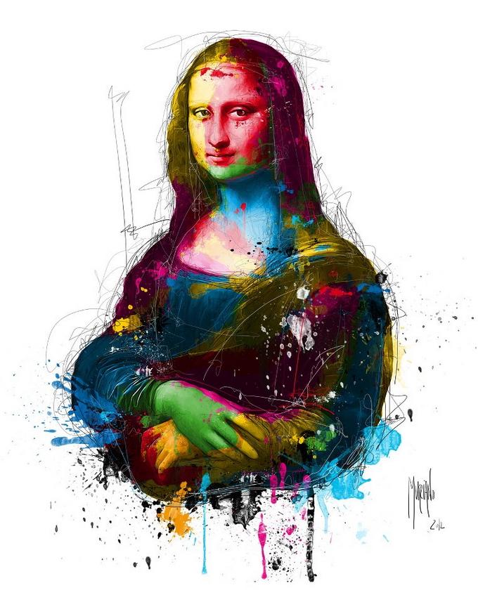 works of art baroque pop art