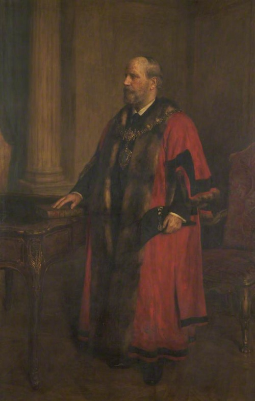 Английский художник Charles Haigh-Wood (1856-1927) (31 работ)