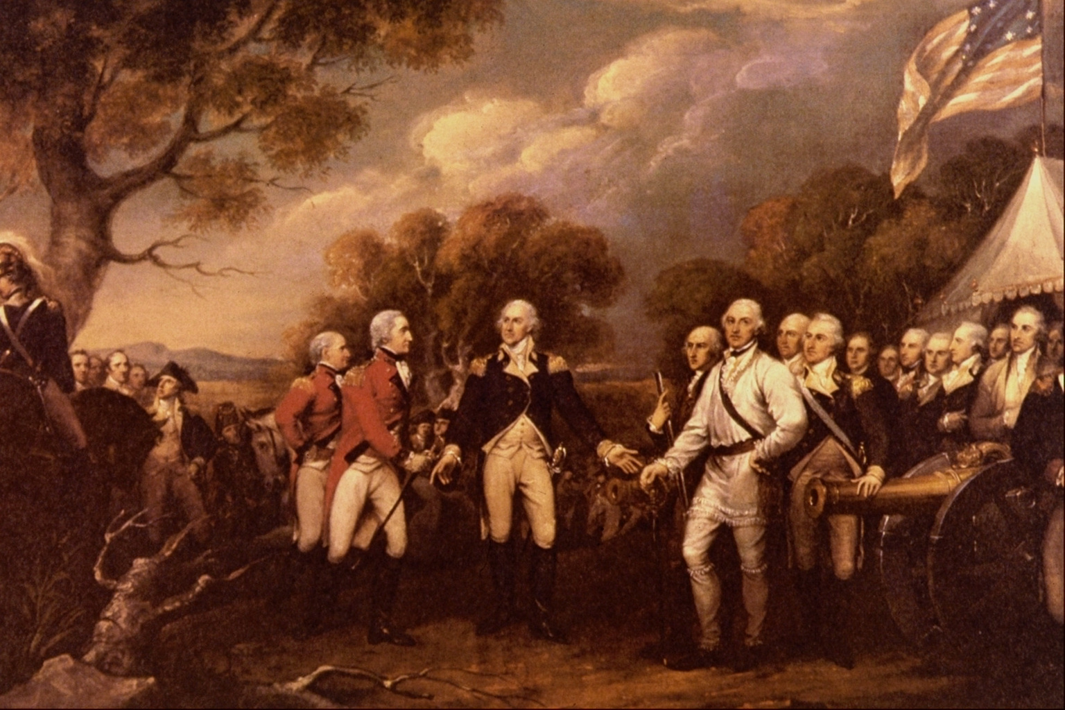 an analysis of the american revolution in the 18th century
